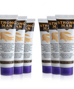 Strong Man Penis Enlargement Cream