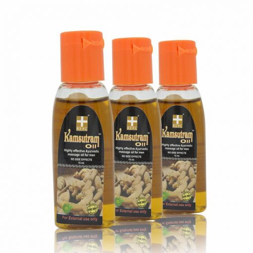 Kamasutram Herbal Penis Massage Oil