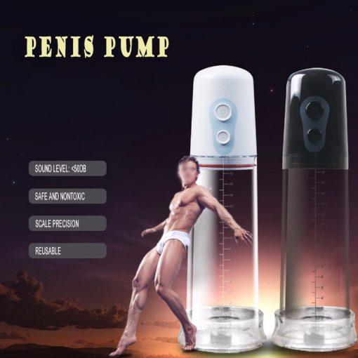 New Electric Penis Pump Penis Extender Pump