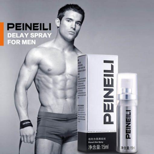 The Peineili Penis Spray